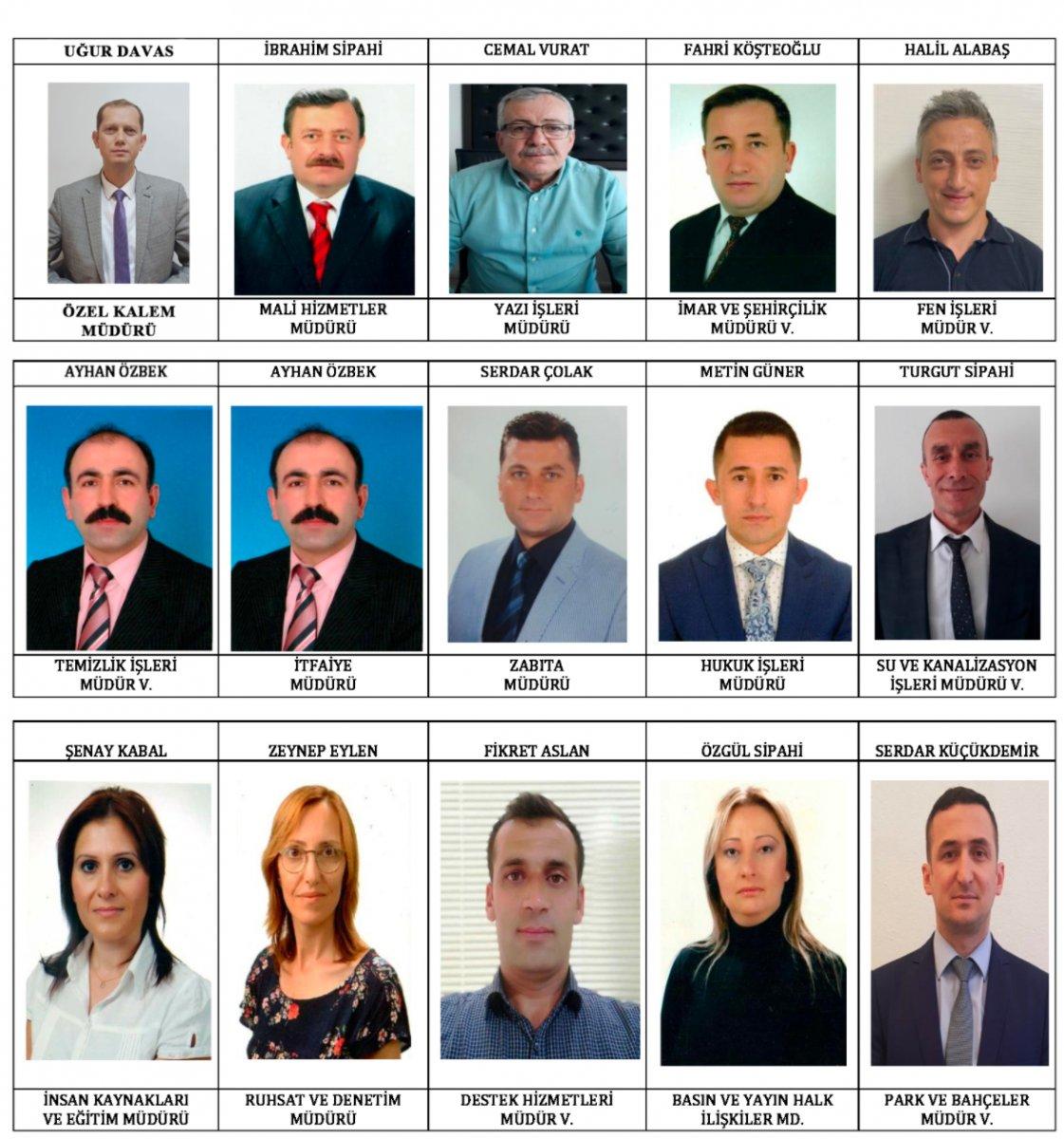 CHP li Sinop Belediyesi ndeki akraba atamaları #1