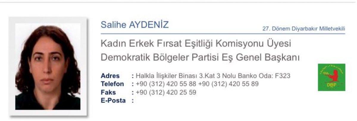 Parti kapatılırsa HDP liler DBP ye geçecek  #1