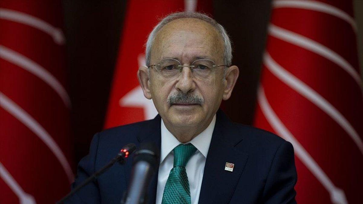 Kemal Kılıçdaroğlu ndan  HDP ye geçmiş olsun telefonu #1
