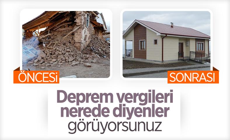 Elazığ'da depremzedeler konutlarına kavuşuyor
