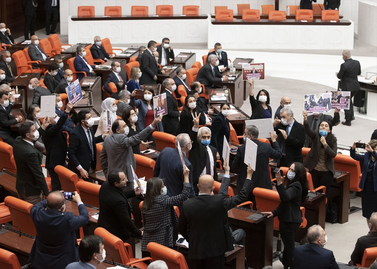 Canan Kaftancıoğlu, vekilliği düşürülen Ömer Faruk Gergerlioğlu na sahip çıktı #2