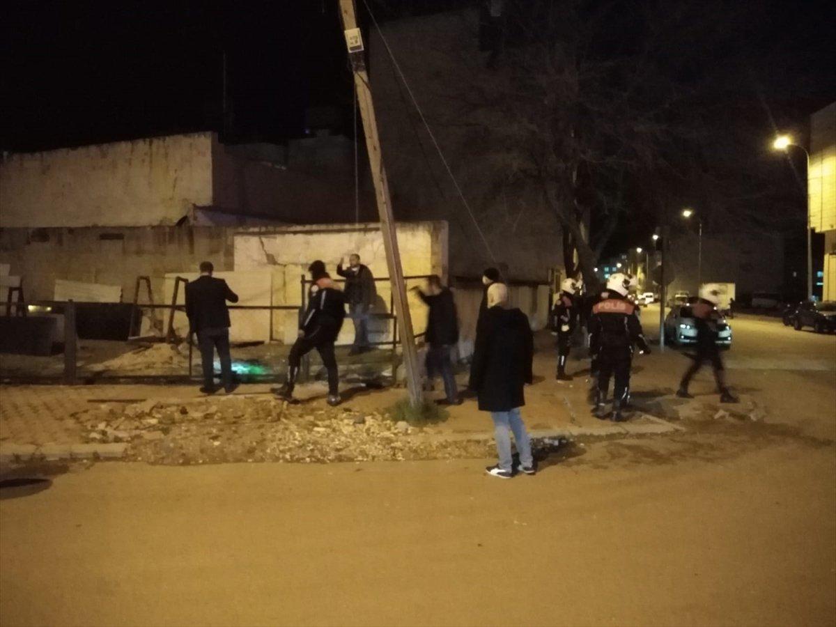 MSB: Suriye den atılan roketler Kilis te boş araziye düşmüştür #2