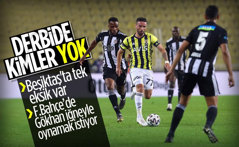 Beşiktaş - Fenerbahçe derbisine doğru