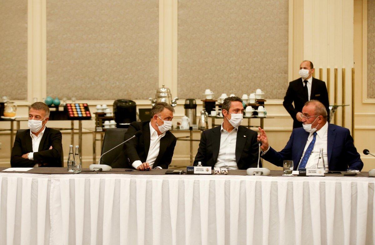 4 büyükler, Bankalar Birliği ile yeni sözleşme imzalıyor