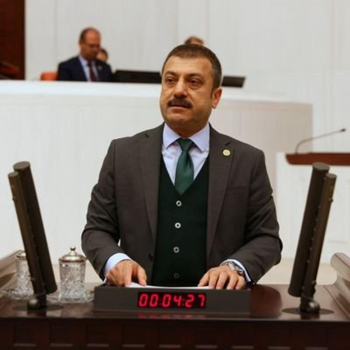 Merkez Bankası Başkanı Naci Ağbal görevden alındı #2