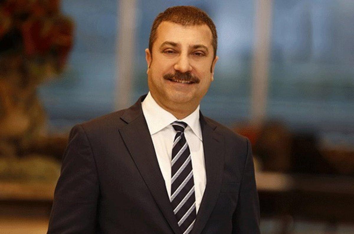 Merkez Bankası Başkanı Naci Ağbal görevden alındı #3