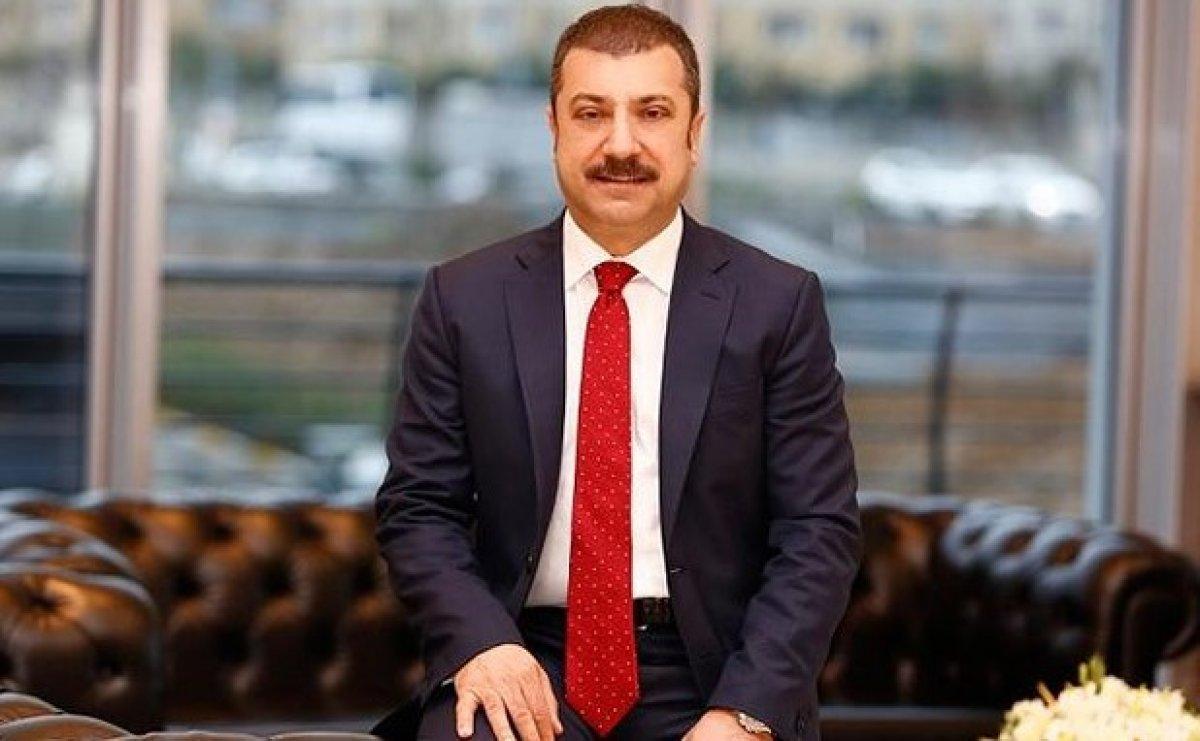Merkez Bankası Başkanı Naci Ağbal görevden alındı #1