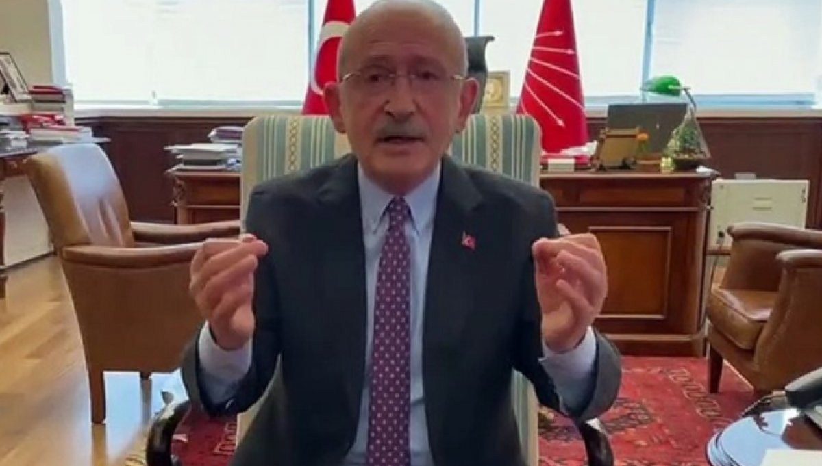 Kemal Kılıçdaroğlu ndan İstanbul Sözleşmesi tepkisi #1