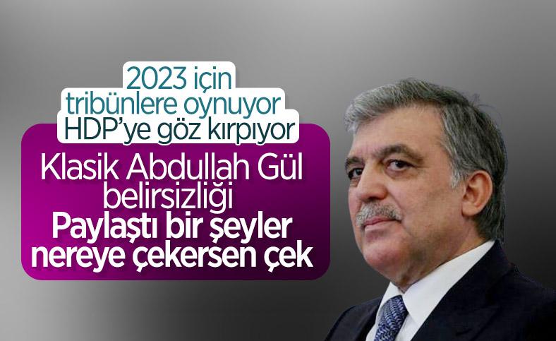 Abdullah Gül'den Nevruz paylaşımı