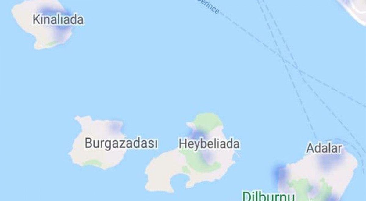 İstanbul da ilçelere göre vaka yoğunluğu #1