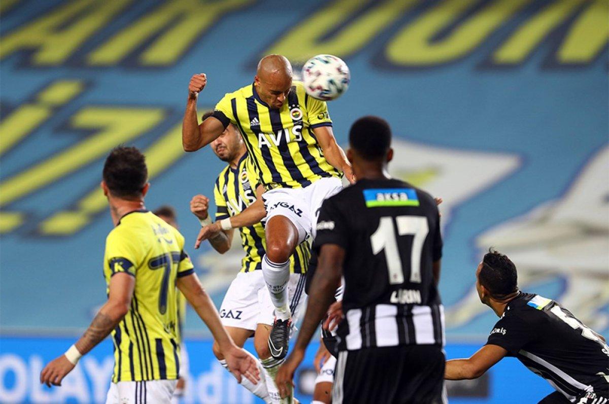 Beşiktaş-Fenerbahçe rekabetinden notlar #8