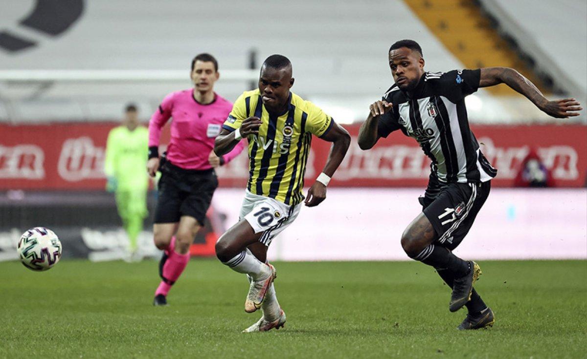 Kritik derbide Beşiktaş ve Fenerbahçe yenişemedi #2