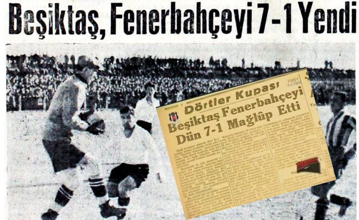 Beşiktaş-Fenerbahçe rekabetinden notlar #2