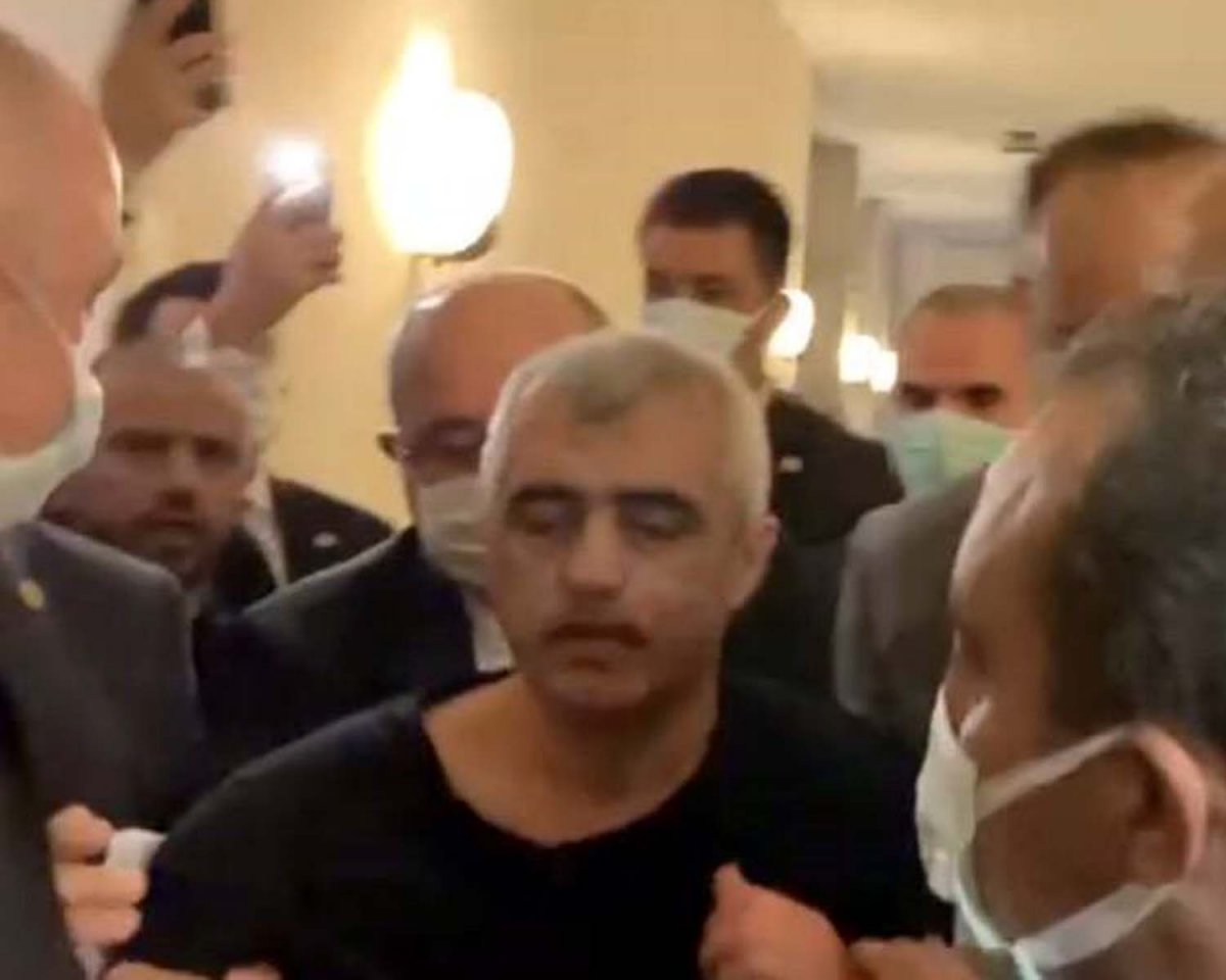 Mustafa Şentop: Meclis eylem alanı olarak kullanılamaz #1