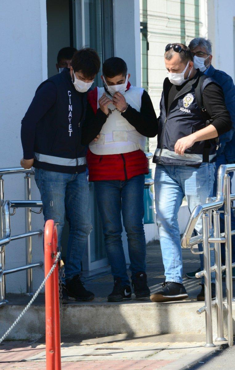 Adana da babasının katilini öldürttü #1
