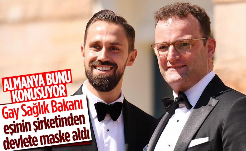 Almanya'da maske skandalı büyüyor