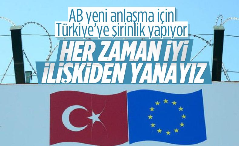 AB: Türkiye ile en iyi ilişkileri geliştirmek istiyoruz