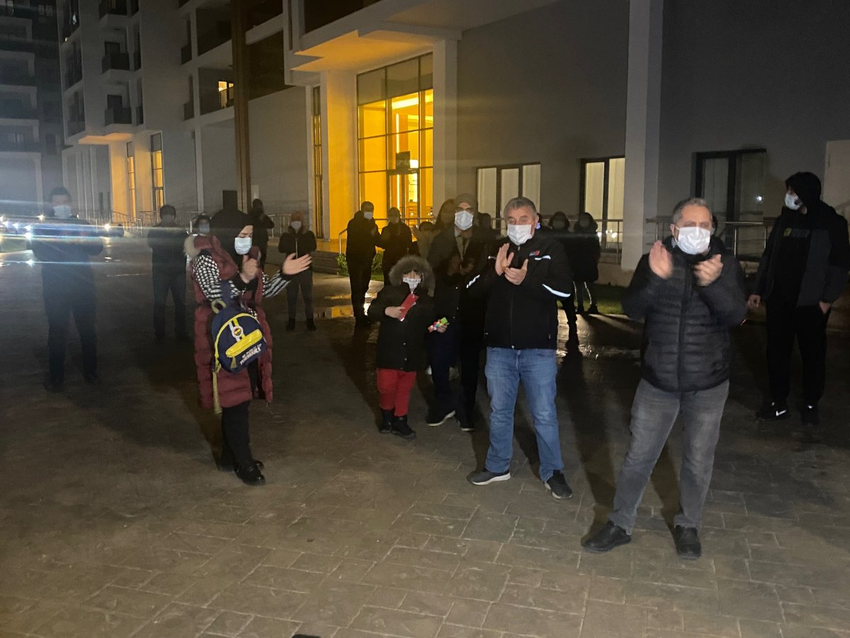 Tuzla da lüks site sakinlerine ceza yağıyor #2