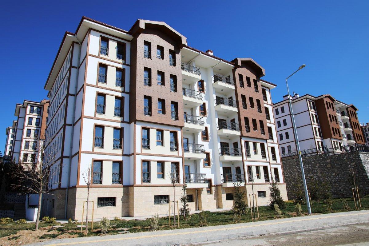 Malatya'da depremzedeler için yapılan konutlar teslim aşamasına geldi #2