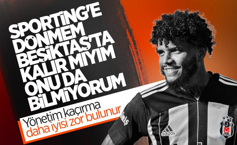 Valentin Rosier: Beşiktaş'ta kalacak mıyım, bilmiyorum