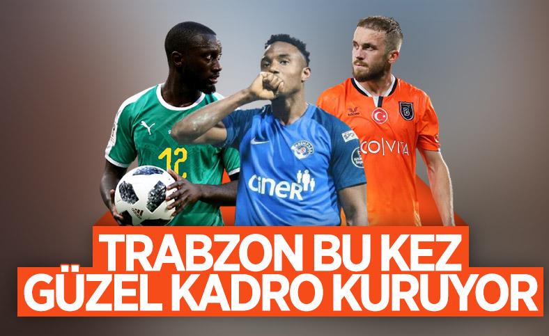 Trabzonspor'un hedefindeki futbolcular