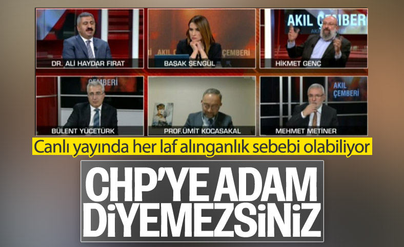 CNN Türk'te CHP'yi adam etmek tartışması