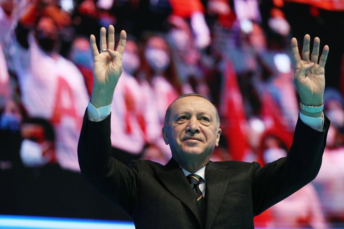 Cumhurbaşkanı Erdoğan: Cumhur İttifakı nın hedefi 2053 #5