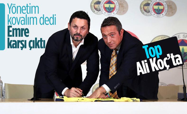 Fenerbahçe'de Erol Bulut kararsızlığı