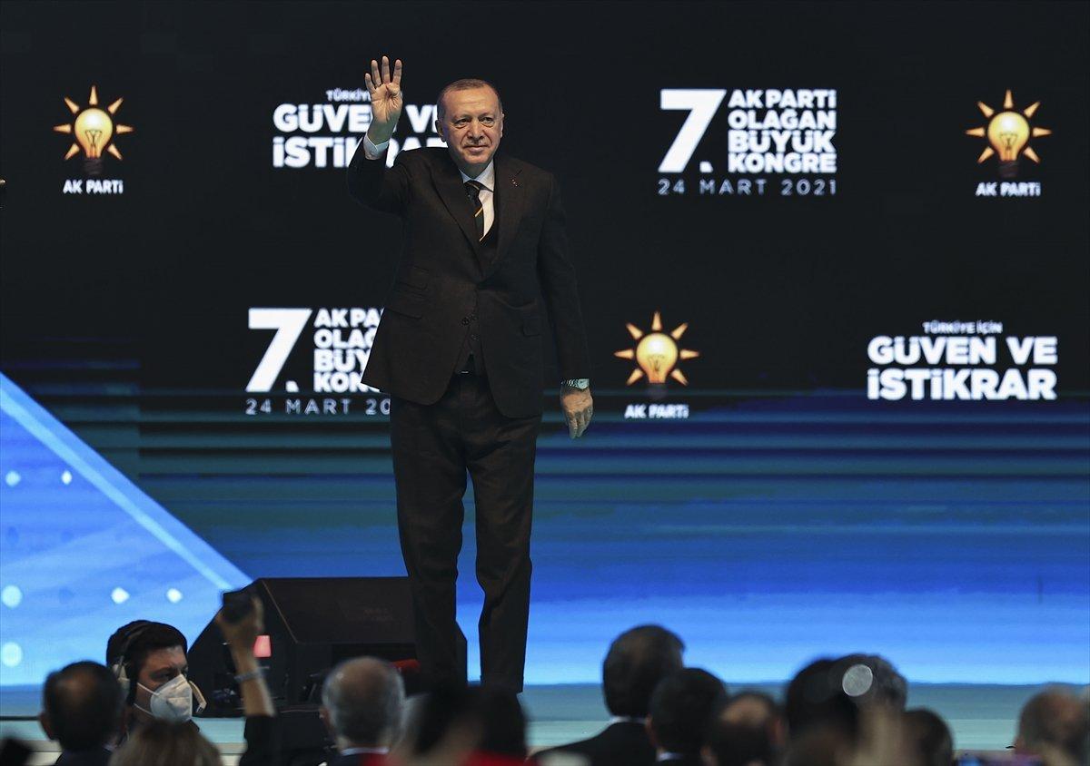 Cumhurbaşkanı Erdoğan: Cumhur İttifakı nın hedefi 2053 #1