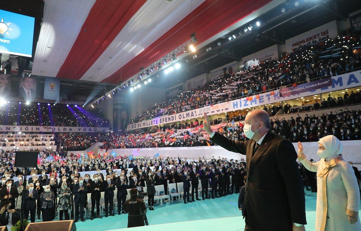 Cumhurbaşkanı Erdoğan: Cumhur İttifakı nın hedefi 2053 #7