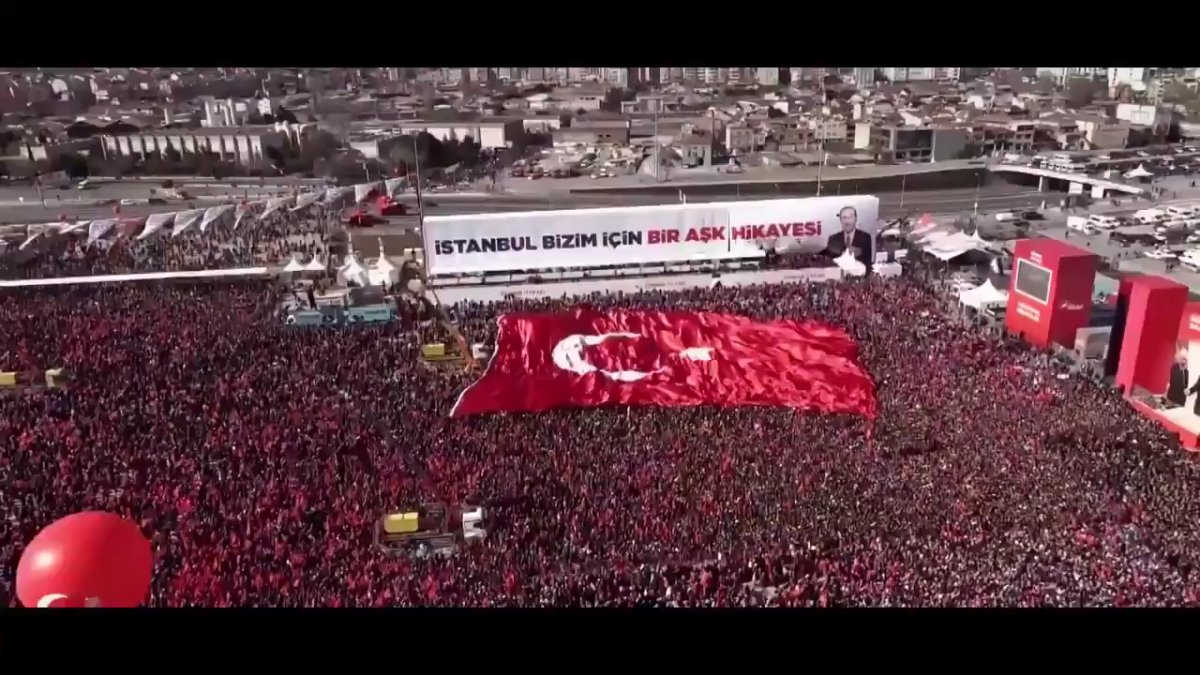 AK Parti den büyük kongre için özel klip #3