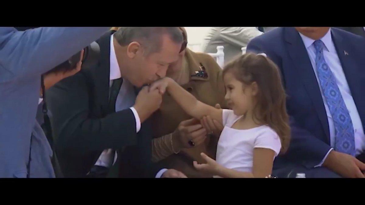 AK Parti den büyük kongre için özel klip #1