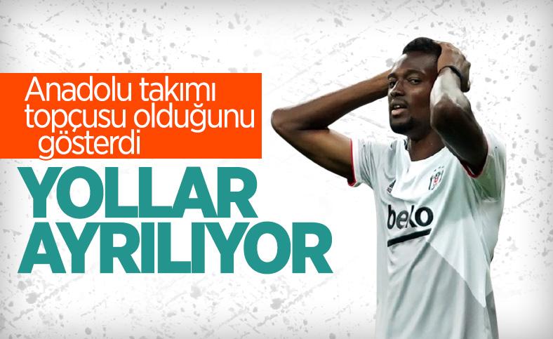 Beşiktaş, Mensah ile yollarını ayıracak