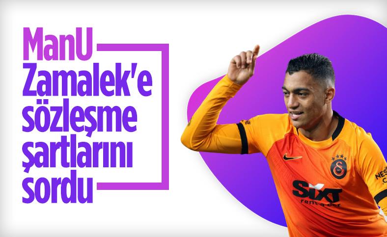 Mostafa Mohamed, Manchester United'ın radarında
