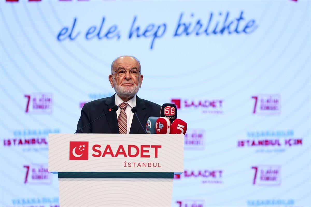 Temel Karamollaoğlu HDP nin kapatılmasına karşı çıktı #1