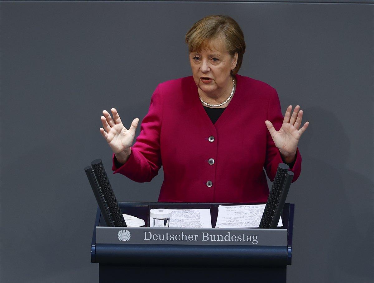 Merkel: Türkiye, Doğu Akdeniz de tansiyonu düşürücü sinyaller veriyor #2