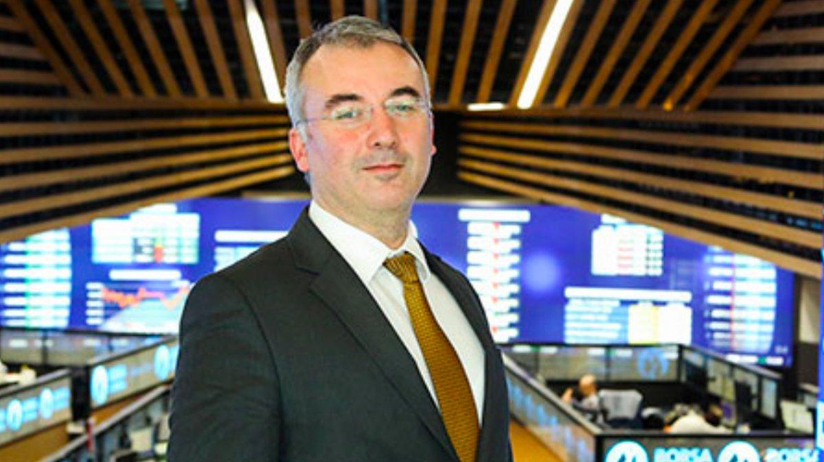 Borsa İstanbul un yeni Genel Müdürü, Korkmaz Enes Ergun oldu #1
