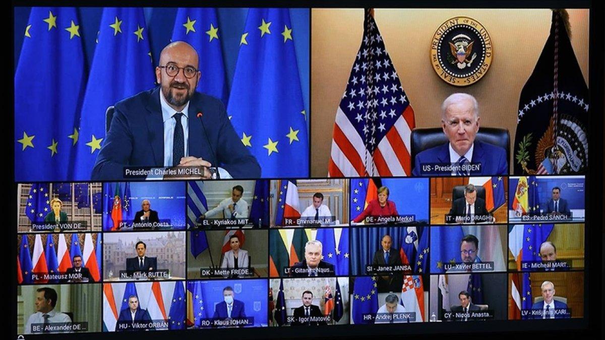 Joe Biden: Türkiye ile Rusya nın yakınlaşan bağlarından endişeliyim #2