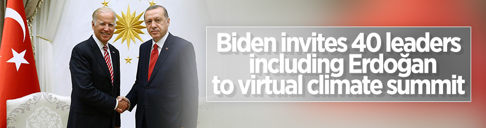 Biden invites 40 leaders to virtual climate summit