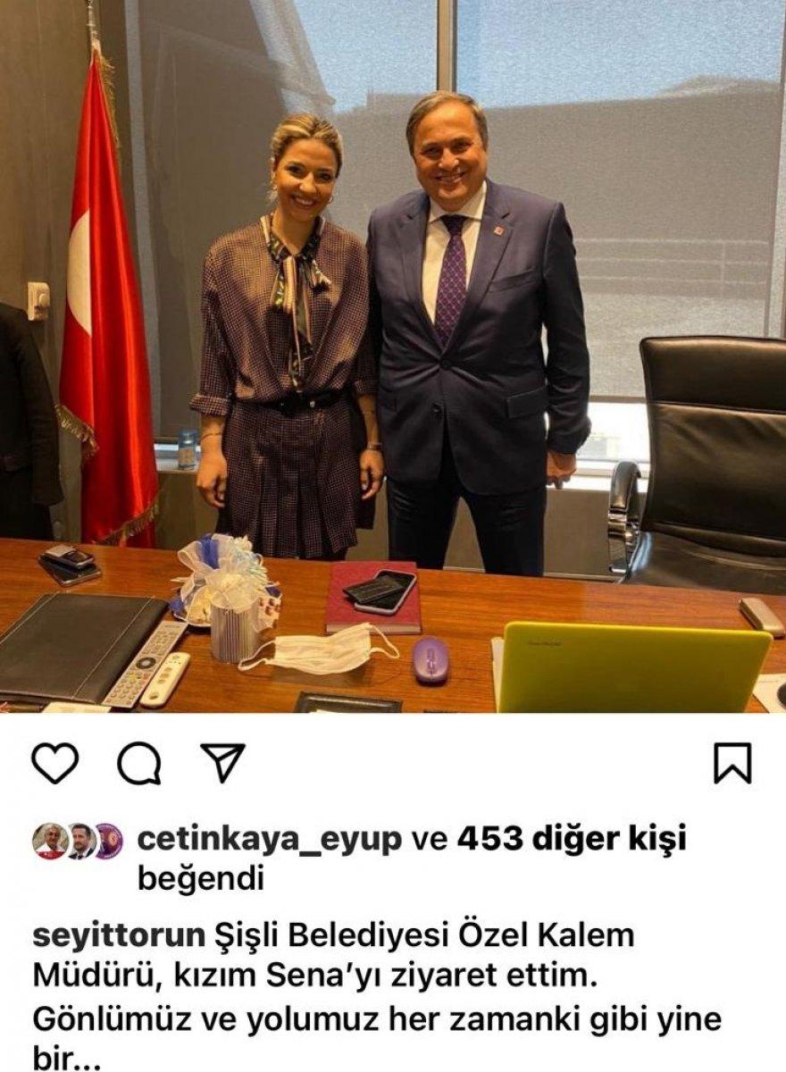 CHP li Seyit Torun kızını özel kalem müdürü yaptı #1