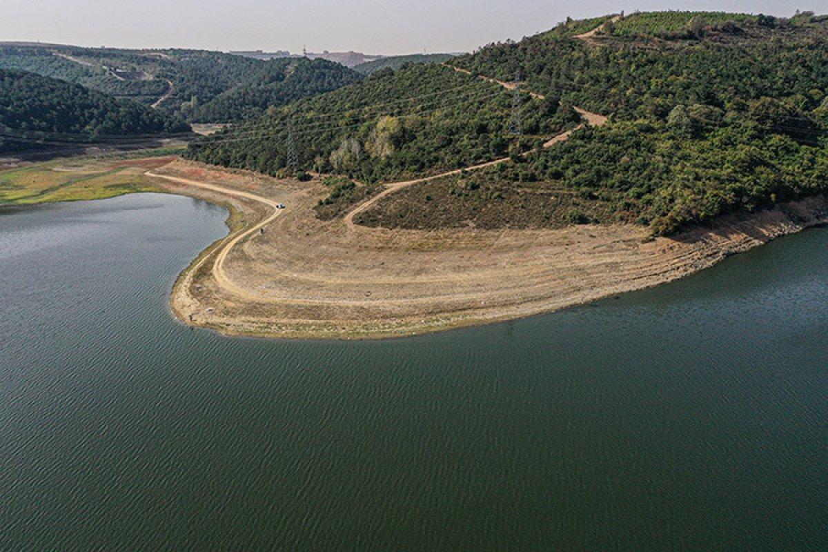 İstanbul da barajların doluluk oranı yüzde 71,14 e yükseldi #3