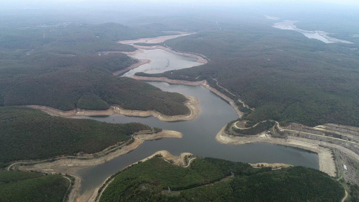 İstanbul da barajların doluluk oranı yüzde 71,14 e yükseldi #2