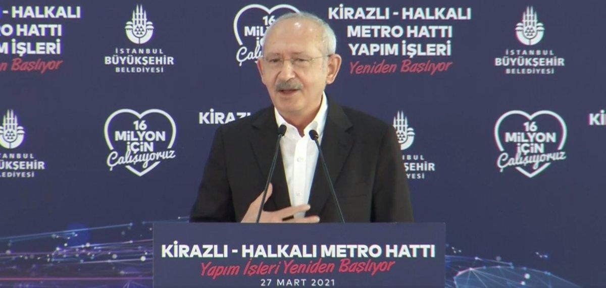 Kemal Kılıçdaroğlu: Yerel yönetimlerdeki başarımızı iktidarda göstereceğiz #1