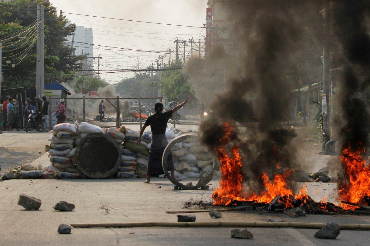 Dışişleri Bakanlığı, Myanmar daki şiddeti kınadı #2