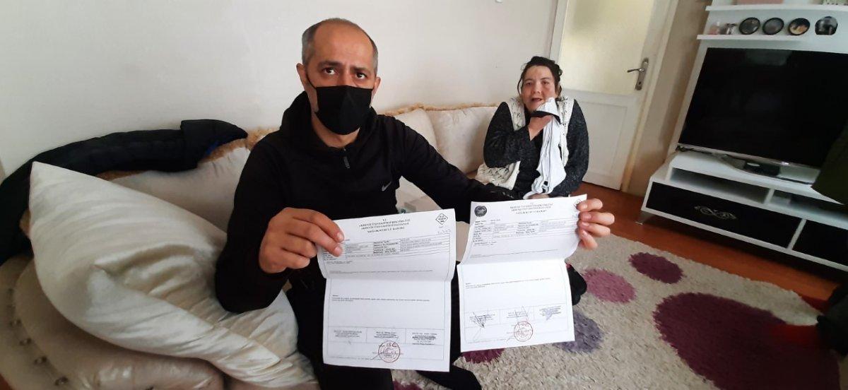 İzmit'te damak tedavisi için diş hastanesine gitti, yüz felci oldu #1