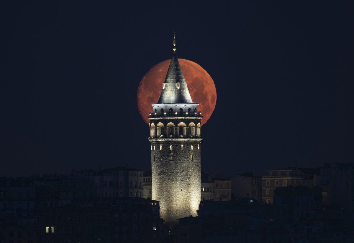 İstanbul da dolunay #7