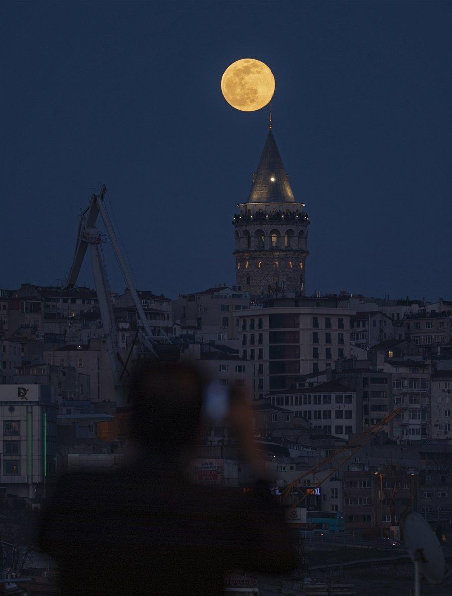 İstanbul da dolunay #9