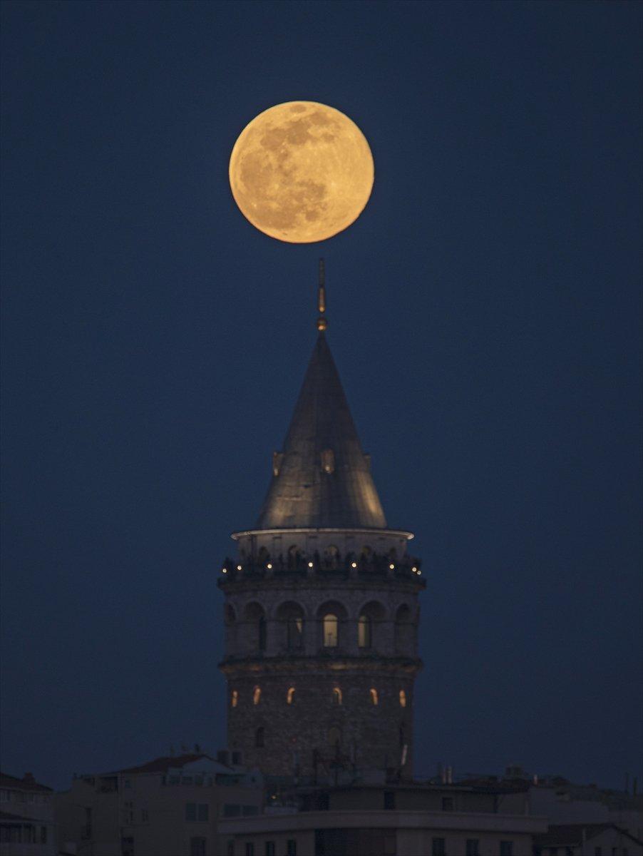 İstanbul da dolunay #10