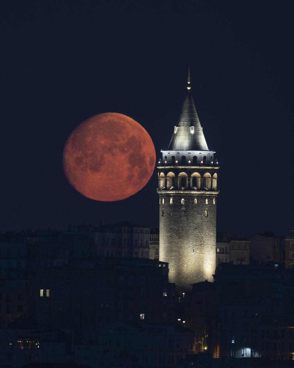 İstanbul da dolunay #8
