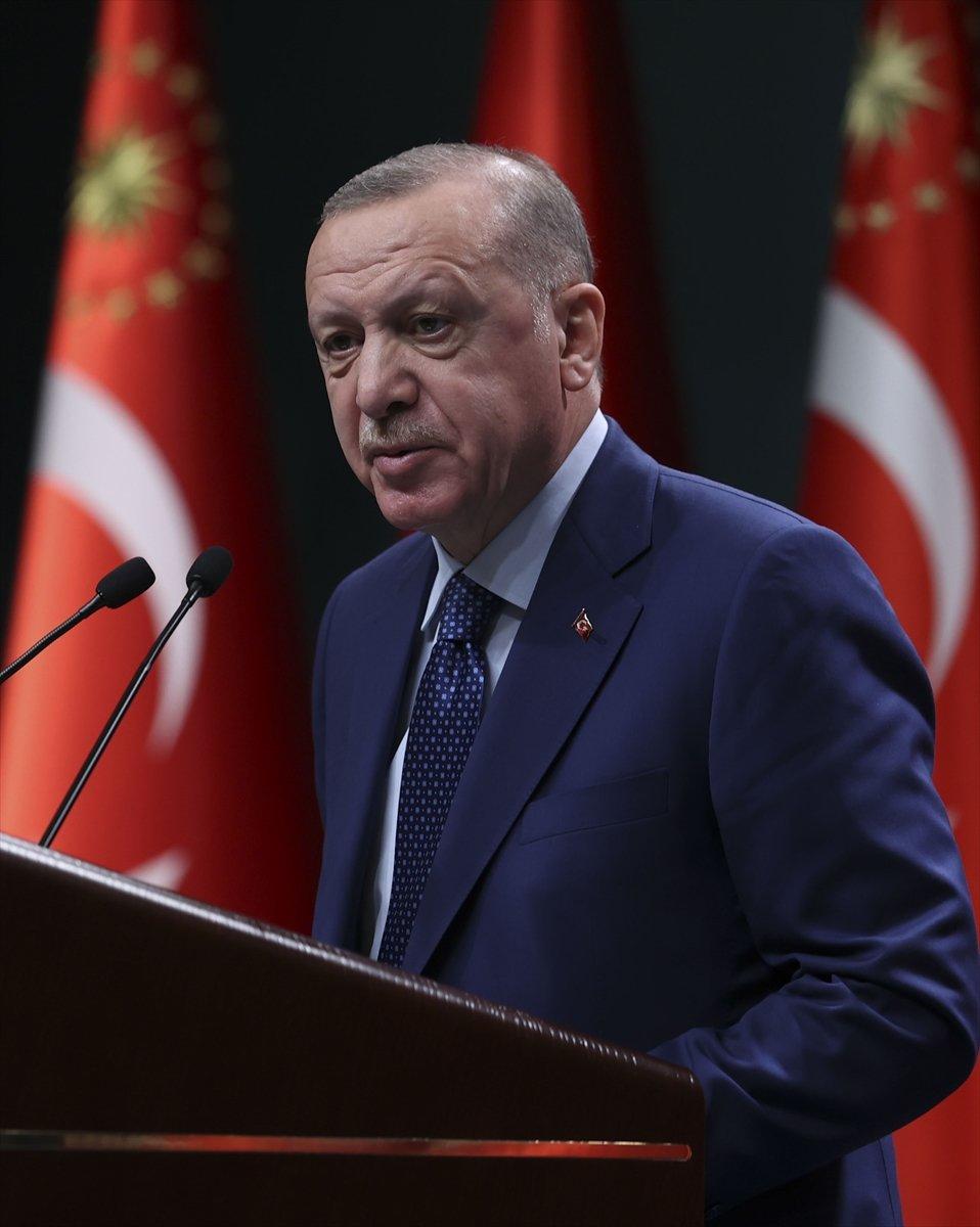 Cumhurbaşkanı Erdoğan: Ramazan ayında hafta sonları evdeyiz  #2